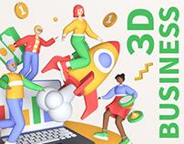3D Business Bundle