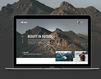 Roads (Website, Dashboard, App)