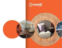 Branding Design for Sapelli Mobiliario Perú