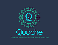 Quoche - Logo Design & Branding