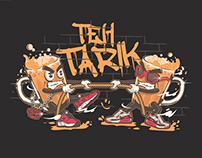 Limiteez | Tshirt Design | Teh Tarik
