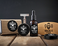 CRAZE C Men's Beard Care Kit