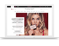 Gift Card Landing Page Refresh