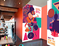 Wall Graphics Concept
