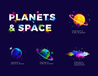 Planets & Space
