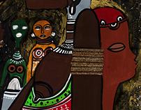 Native Soul - Fine Art