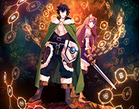 The Rising of The SHIELD HERO: Website