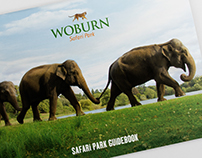 Woburn Safari Park Guidebook