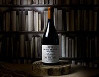 Quinta Picouto de Cima - Alvarinho - Wine Label