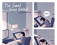 The Sweet Grass Basket Comic