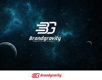Logo Design for Digital Marketing company(Brandgravity)