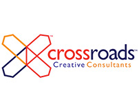 Our New CrossRoads Creative Consultants Logo Identity