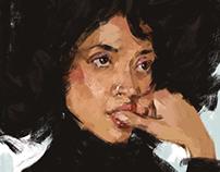 DP. Procreate painting sketch.