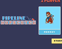 The Pipeline Hopscotch Game
