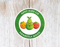Appy Kids Co branding