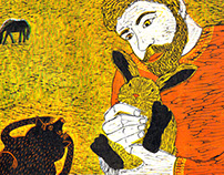 Иллюстрации к Сказке о попе и работнике его Балде