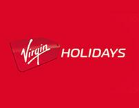 Virgin Holidays social assets