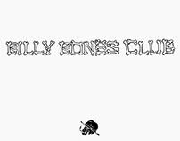 Billy Bones Club - Rebranding