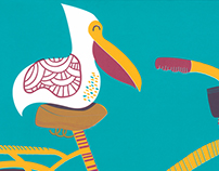 Pelican Cruise: A Poster for ARTCRANK