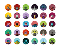 Robot avatars