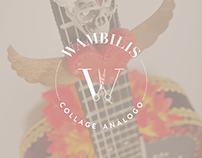 Wambilis - Collage Análogo