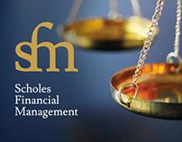 Scholes Financial Management | Branding & Logo Design