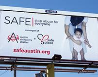 SAFE Public Awareness Campaign Billboard