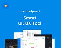 .controlpanel | Smart UI/UX Tool