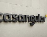 Casangular | Naming & branding