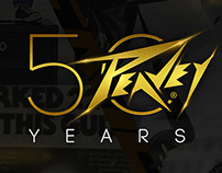 PEAVEY 50th Anniversary