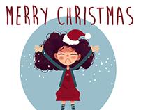 MERRY CHRISTMAS- animated Gif