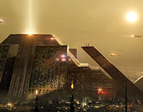 Tyrell Corporation, Blade Runner