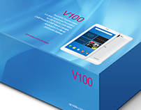 Qtab V100 box design