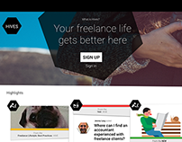In Progress - Social Network for Freelancers