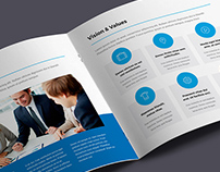 ProBiz – Business and Corporate Annual Report Square