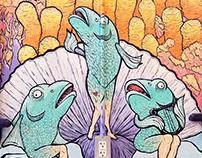 Vidyard - Atlantis Mural