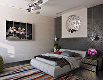3d architectural rendering services.Bo project