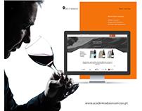 Website Academia das Essencias