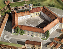 THE FORTRESS OF ORADEA - A.D. MMXV
