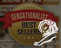 Sensationalist Best Sellers - Librería Española