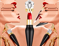 Louboutin | Online campaign video | Animation