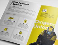 Brochure | Oxígeno Unión
