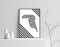 Toucan Bird Logo COncept