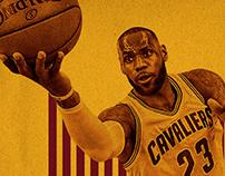 2018 NBA Finals Social Graphics