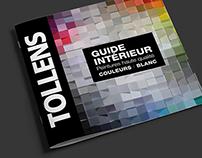 TOLLENS Guide intérieur 2016