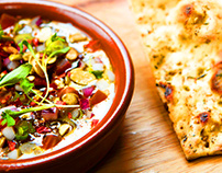 Bistrovadouvan Restaurant Website by ravisah.in