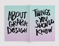 Graphic Design Publication