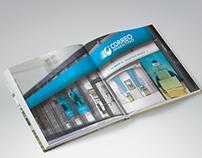 Brandbook, Correo Argentino