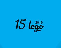 15 logo - 2018