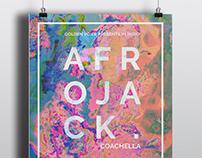 Coachella poster redesign